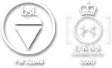 Zertifikate - BSI Registered Firm | UKAS Quality Management
